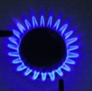 Gas in aumento, energia stabile