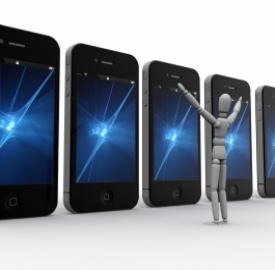 Boom smartphone. Foto: freedigitalphotos