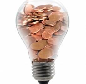 Energia: luce e gas. Foto: freedigitalphotos