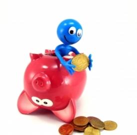 Prestiti: meno risparmi. Foto: freedigitalphotos