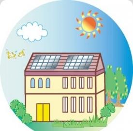 Energia coi pannelli solari l 39 elettricit fatta in casa - Elettricita in casa ...
