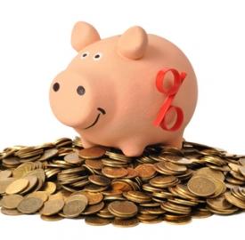 La manovra finanziaria preferisce i conti deposito © Fesus Robert  Dreamstime . com