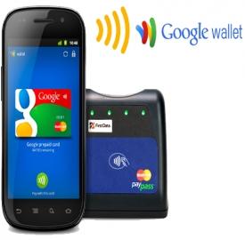 Carta di credito e cellulare si fondono