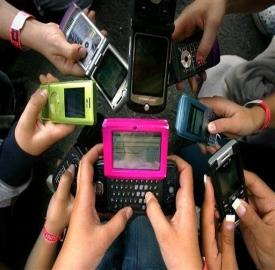 I cellulari nelle mani di 20 milioni di users