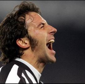Alex Del Piero, partite australiane su Premium Calcio