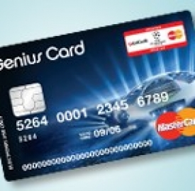 Genius Card di Unicredit