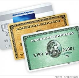 American Express e Depeche Mode