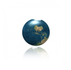 Google Earth segnala un'isola misteriosa
