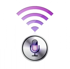 L'assistente vocale Siri