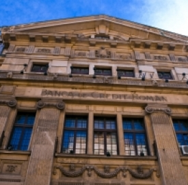 Diminuiscono i prestiti europei a favore delle banche italiane
