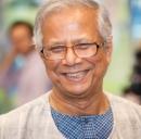 Il premio Nobel per la pace Muhammad Yunus