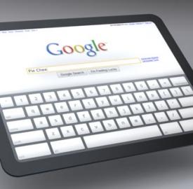Google lancia il suo tablet