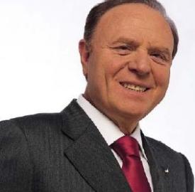 Ennio Doris, presidente di Mediolanum