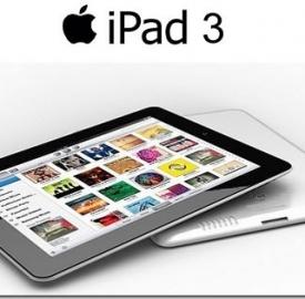 iPad 3 di Apple