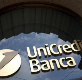 Tagli ai bonus per Unicredit