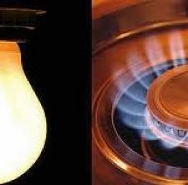Luce e gas. Foto: morguefile.com