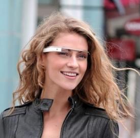 Gli occhiali di Google