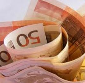 Bankitalia: crollo prestiti