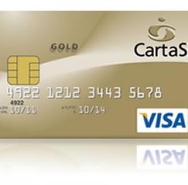 CartaSi Gold