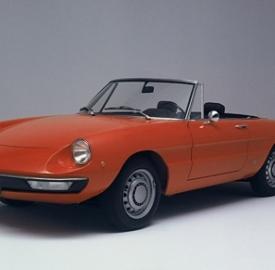 Il famoso Duetto dell'Alfa Romeo