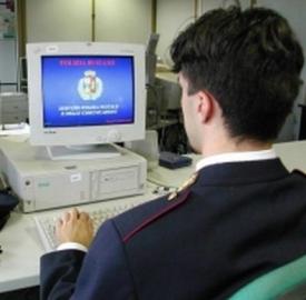 Operazione della polizia postale di Perugia
