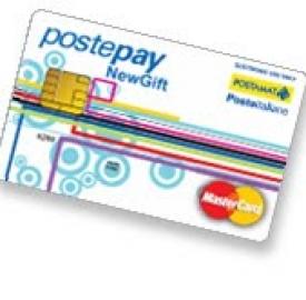 Postepay NewGift: la carta ricaricabile e prepagata di Poste Italiane