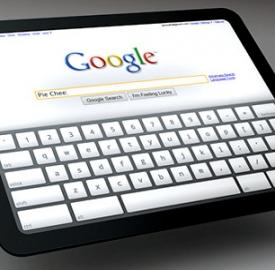 Il nuovo tablet di Google