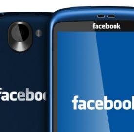 Facebook avrà il proprio smartphone