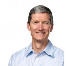 Tim Cook, CEO di Apple