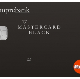 Carta MasterCard Black