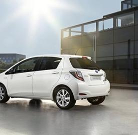 Nuova Toyota Hybrid