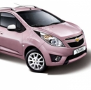 Chevrolet Spark Pink Lady