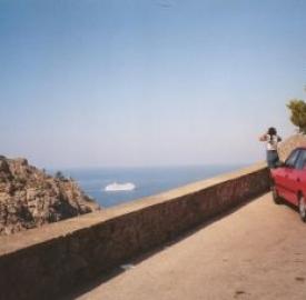 Guidare l'auto in vacanza