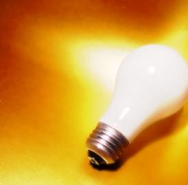 Risparmio elettricità con le nuove lampadine