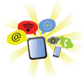 Plingm: il nuovo servizio voip per iPhone © Comodo777  Dreamstime . com