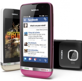Nokia Asha 305, 306 e 311