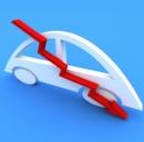 Forte calo di vendite anche per i veicoli commerciali
