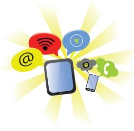 Previsti 3 miliardi di utenti online da cellulare © Comodo777  Dreamstime . com