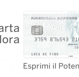 Carta Explora, ideale per il web