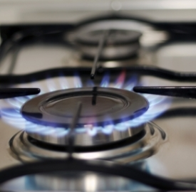 Contatore gas: calo consumi nel 2011