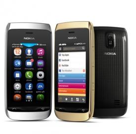 Nokia Asha, gli smartphone a basso costo