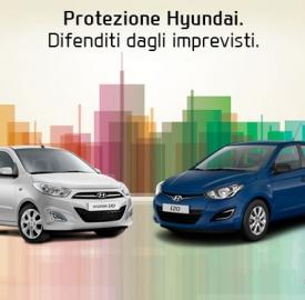 Assicurazione auto Hyundai