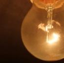 Consumi energia elettrica in calo