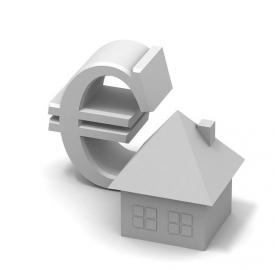 Calo richieste mutui nel 2012