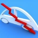 Mercato auto in grande crisi