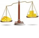 Prestiti, sulla bilancia beni impegnati e soldi