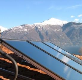 Solare Termico per una bolletta del gas meno cara