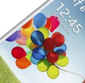Un'mmagine di Samsung Galaxy S4