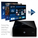 Box Smart TV tsplay della TELE System abilitato Premium Play