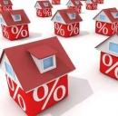 Mutui, i tassi sono saliti leggermente